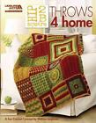 Hip 2 B Square Throws 4 Home (Leisure Arts 5281) von Melissa Leapman und Melissa Leapman Blowney (2010, Gebundene Ausgabe)