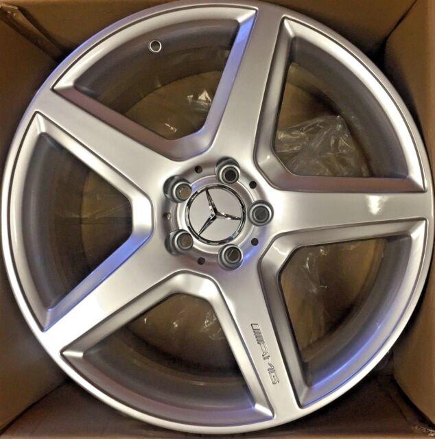Mercedes Rims For Sale >> 19 Amg Design S550 Clk E S Sl 2016 Model Mercedes Rims Wheels Set Of 4