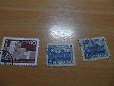 Bundle of vintage Bulgaria stamps