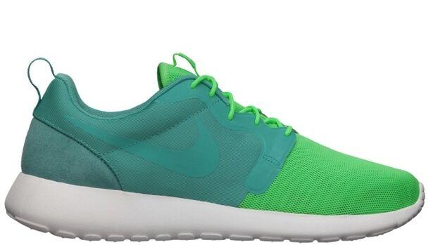 Nike ROSHERUN roshe run HYP Turquoise Poison Green blueE Size 13. flyknit gold qs