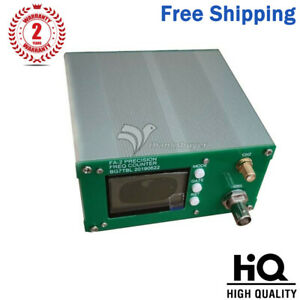 1Hz-6GHz-Frequency-Counter-Kit-Frequency-Meter-Statistical-Function-11-bits-sec