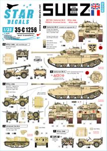 Star-Decals-1-35-1956-Suez-Crisis-1-35-C1256