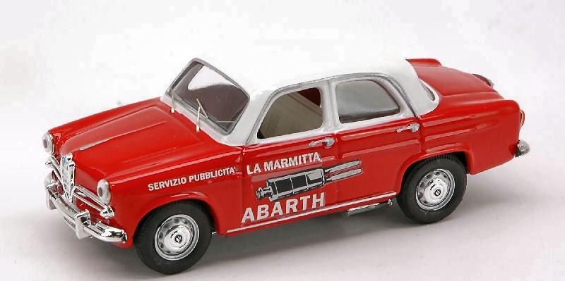 Alfa Romeo Giulietta Marmitta Abarth 1957 1957 1957 Model RIO4218 RIO 4984e0