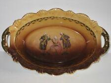 corbeille en porcelaine Gloria Czechoslovakia