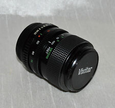 Vivitar 35-70mm 1:3.5-4.8 MC Macro Focusing Zoom Lens Olympus