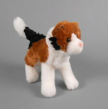 8 Inch Maps Calico Cat Plush Stuffed Animal by Douglas for