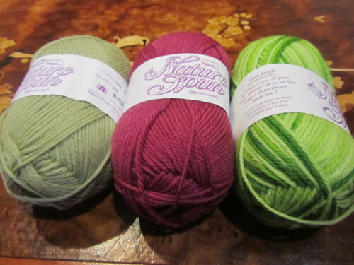 choice of 27 colors Brown Sheep NATURE SPUN Sport  Yarn
