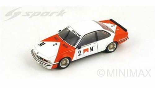 Spark Spark Spark Model BMW 635 1983 Macau Guia Race D. Quester 1 43 SA053 1 43 1 43 510afd