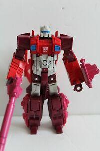 Transformers Combiner Wars Scattershot complete G1 CW Generations Computron
