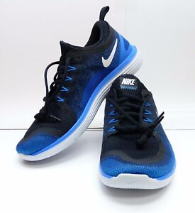 c5caee459a87 NIKE Free RN Distance 2 Men s Running Shoes 863775-401 Size 8.5US ...