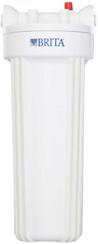 Final Filtration Under Sink System Quick Connect White Brita Opaque 1//4 in