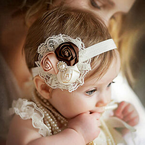 Kids-Baby-Girl-Lace-Flower-Toddler-Headband-Hair-Band-Headwear-Accessories