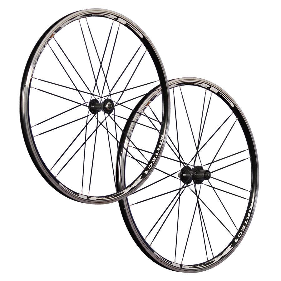 VUELTA 28 pouces ensemble roues vélo Airtec1 XRP Shimano Altus HB   FH-RM40 black
