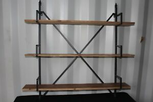 Industrial-Style-Wall-Shelves