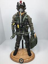 1/6 BBI US NAVY F-14/F-18 MODERN FIGHTER PILOT TOPGUN DRAGON RC TOMCAT HORNET