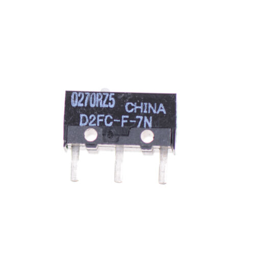 5pcs Classic High-quality OMRON Micro Switch D2FC-F-7N for Mouse DSUKMC
