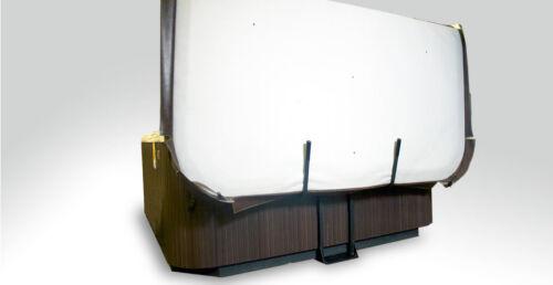 Coprire Lifter PER VASCHE IDROMASSAGGIO SPA-base montato Easy Fit piastra di base incluso