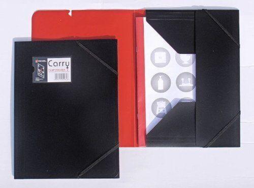 150 Blatt Akten Eckspann blau 30x REXEL Dokumenten Mappe aus Kunststoff