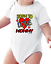 Details about  /Infant Creeper Bodysuit T-shirt Born To Love Mommy Mom Mother