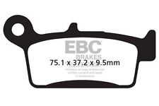 FIT KYMCO Top Boy 100 (On road & off road models) 97 EBC FR ORGANIC BRAKE PADS