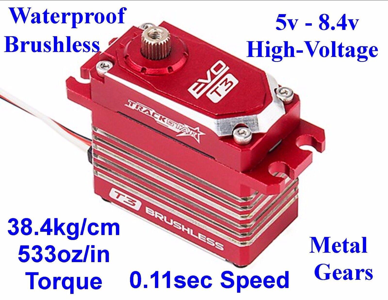 Evo t3 brstenlose hv - upgrade fr futaba s3305 bls254 hitec hsb-9380 d950tw