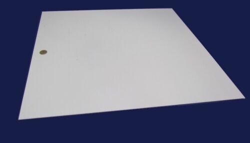 "1//16/"" High Heat Micarta Silicone Glass Phenolic G7 Sheet  .063/"" x 24/"" x 24/"""