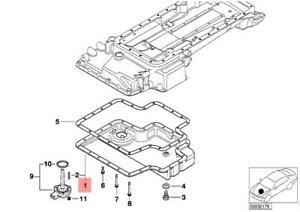 genuine bmw e39 saloon engine oil pan oem 11130396711 ebay BMW E39 Electrical Diagram image is loading genuine bmw e39 saloon engine oil pan oem