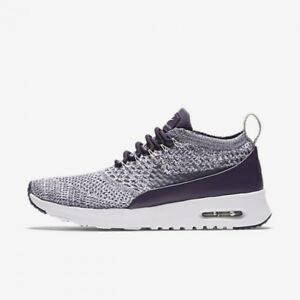 431b7aed3 Women Nike Air Max Thea Ultra FK Running Shoes Sz 6.5-10 Purple ...