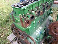 John Deere 6068l Engine Core All Or Part Block Head Crankshaft
