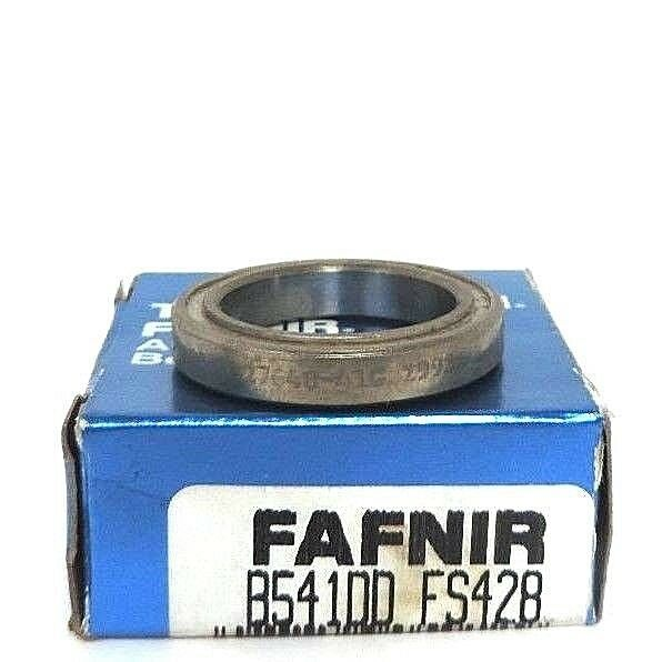 FAFNIR B541DD SINGLE ROW BALL BEARING