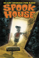 SPOOKHOUSE #1, ERIC POWELL, New, First print, Albatross (2016)