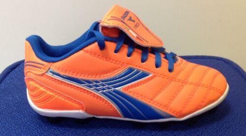 Soccer Youth futbol shoes CLEATS Diadora Forza Md Jr NIB
