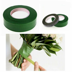 27m-Parafilm-Wedding-Waterproof-Craft-Florist-Stem-Wrap-Floral-Tape-12-Colors