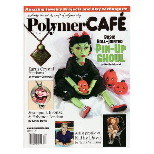 Polymer Cafe Magazines