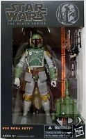 Boba Fett Star Wars The Black Series 6 Inch Action Figure 06 Series 2 2013