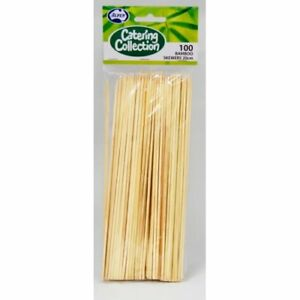 BAMBOO-SKEWER-2-5MM-X-25CM-PACK-OF-100-PARTY-SUPPLIES-ECO-FRIENDLY