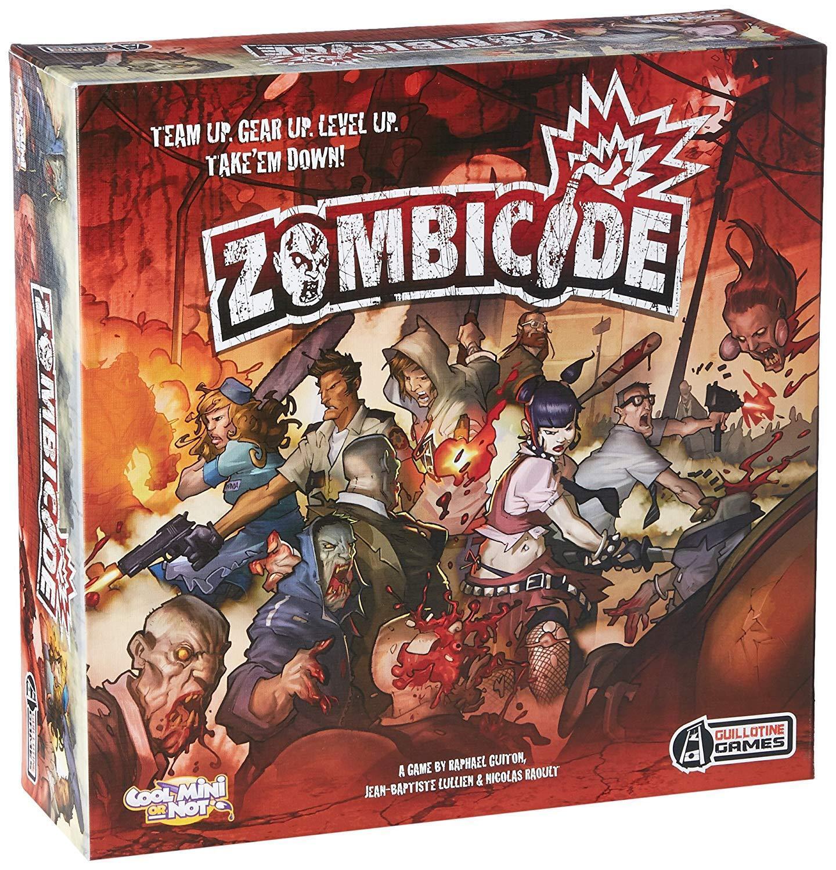 Zombicide  Saison 1 Board game by Cool Mini Ou Non Guillotine Games colgug 0001  2018 magasin