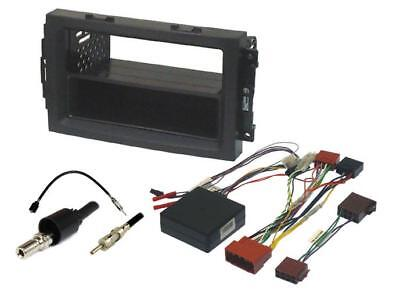 InCarTec FK-377 Mazda MX-5 09-15 Single Double Din Complete Stereo Fitting Kit