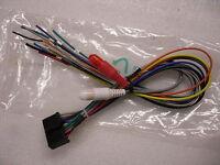 Jensen Wire Harness Cd3010x, Cd4010k, Cdh900, Cdh1000,cdh4001,cm715k,cm720k