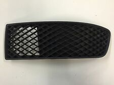 Vw Polo 6n2 front lower Left hand bumper grill (n/s. 1999 - 2002)