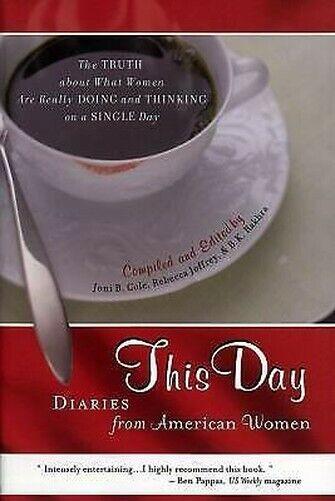 This Day: Tagebücher Von Amerikanisch Damen
