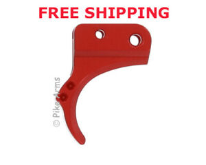 Pike-Arms-Billet-Trigger-Red-For-Ruger-10-22-BX-Trigger-Housing-amp-PC9