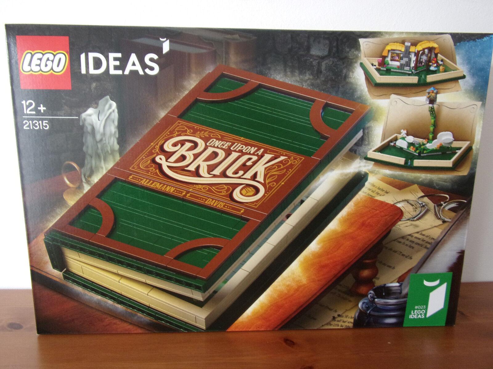 Lego Idées 21315 Pop-Up-Buch - Neuf et Emballage D'Origine