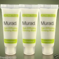 Murad Age-diffusing Firming Mask 0.33oz (lot Of 3)