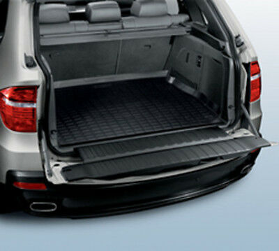 Cargo Area Liner Fitted Luggage Compartment Mat Bmw Oem
