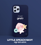 miniature 10 - Official KAKAO Friends Little Apeach Lovely Day Soft Phone Case +Free Tracking