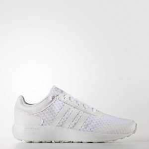 Details about Adidas Cloudfoam Race Men's Running Training Shoes Sneakers White B74728