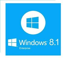LICENZA/LICENSE MICROSOFT WINDOWS 8 & 8.1 Enterprise