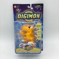 2000 Bandai Digimon Talking Agumon Figure 3911