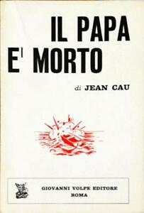 IL-PAPA-E-MORTO-JEAN-CAU-VOLPE-1968